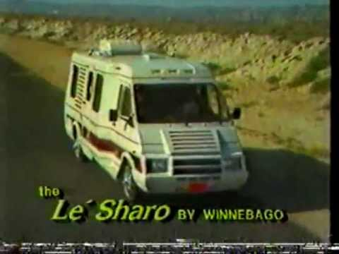 1986 Winnebago Le Sharo/La Mesa RV Center Commercial