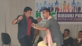 Comedy Show With Rohit and Santosh