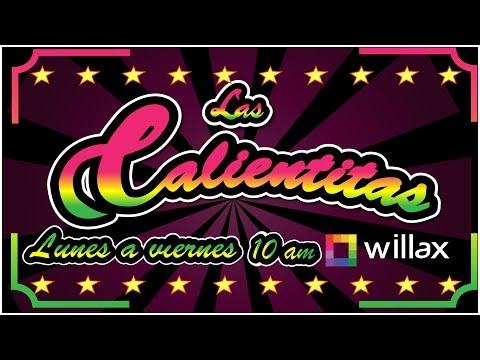 Las Calientitas - JUN 03 - Parte 1/5 - PINTURA ROJA #1