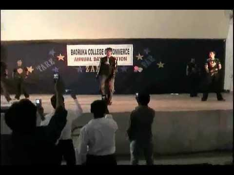 Badrukan group dance - 2000 watts - ek pal ka jeena - Year 2008...