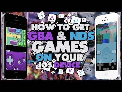 How To Get GBA4iOS & nds4ios on your iOS Device (NO JAILBREAK)
