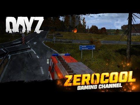 Как зачистить миссию Остаток Конвоя - DayZ Origins 1.8