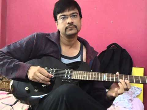 Batein Kuch Ankahi Si on Guitar