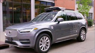 Self-driving Uber in fatal accident may not have had time to stop, police say