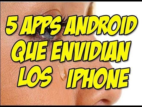Las 5 aplicaciones Android que envidian tener los usuarios iPhone : Happy Tech
