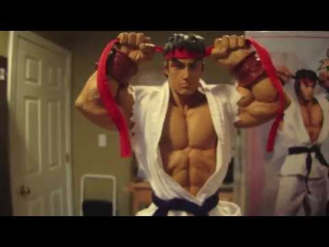 Ryu Street Fighter 1/4 Scale Statue by Pop Culture Shock Collectibles