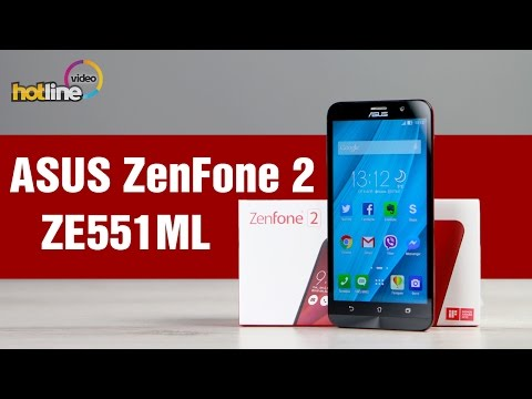 Обзор ASUS Zenfone 2 ZE551ML: флагман с двумя SIM-картами