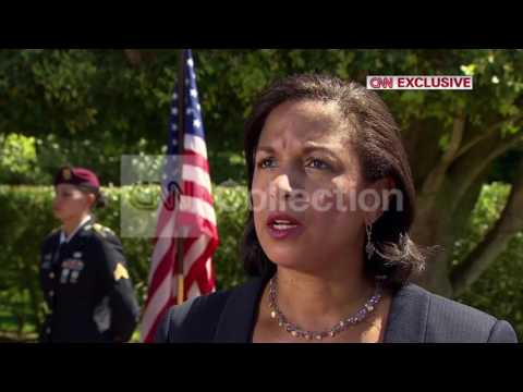 BERGDAHL RELEASE:SUSAN RICE-HOLD JUDGMENT