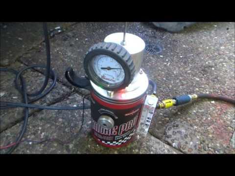 How to use an Evap Smoke Machine