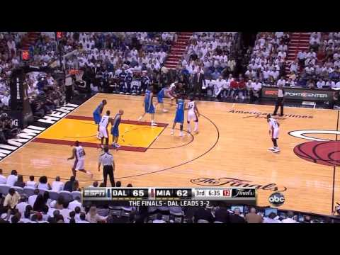 2011 NBA Finals - Dallas vs Miami - Game 6 Best Plays