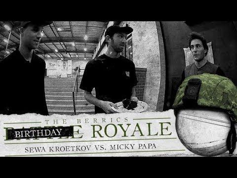 Sewa Kroetkov & Micky Papa - Birthday Royale