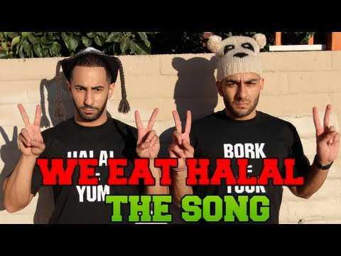 WE EAT HALAL: THE SONG