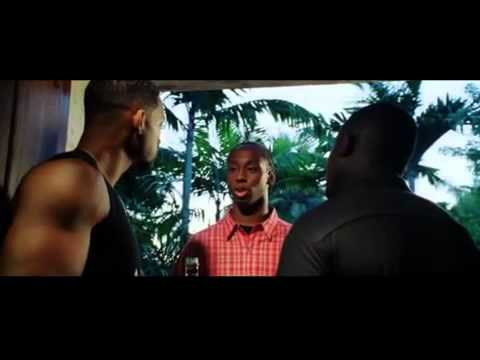 Funny Scene From Bad Boys 2 You wanna take my Daughter Out?