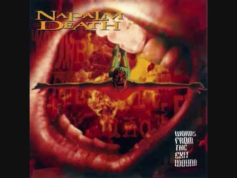 Napalm Death - Devouring Depraved