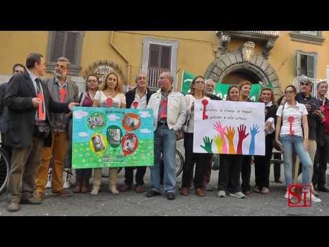 RiapriAMO le chiese di Napoli con i giovani e la cultura....