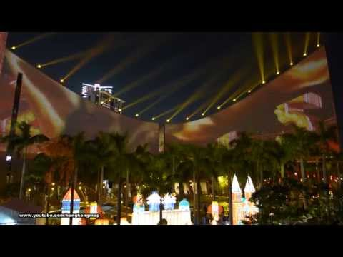 Hong Kong Pulse 3D Light Show 2015 - Chinese Lunar New Year Edition