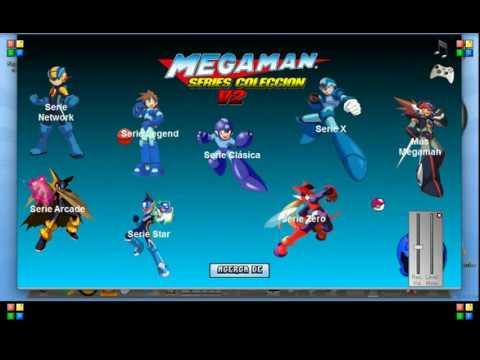 Megaman Series Colección V2