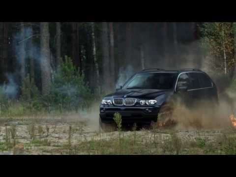 BMW Security Vehicles. Training.
