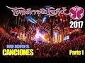 TOMORROWLAND 2017 Mejores canciones PARTE 1 | Steve Aoki, Tiesto, Marshmello, Axwell Λ Ingrosso -