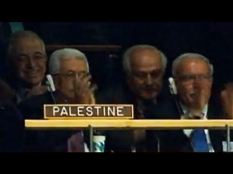 Palestine celebrates UN vote recognition