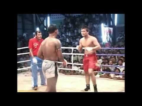 Brutal Fight (3), Myanmar Lethwei