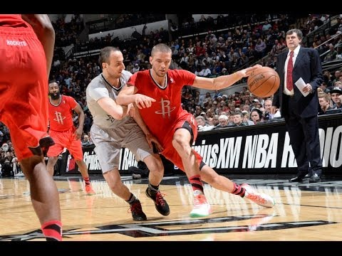 Chandler Parsons Talks Hoops on NBA Inside Stuff