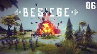 Besiege 006 - Kreissägenflughammer
