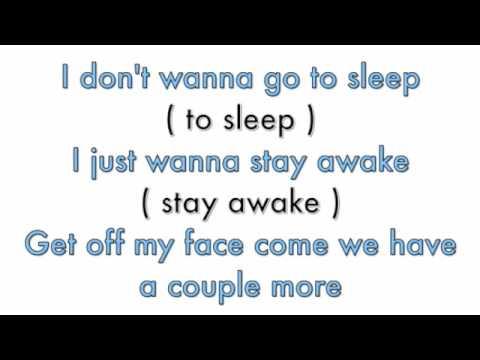 N-dubz - I Dont Wanna Go To Sleep