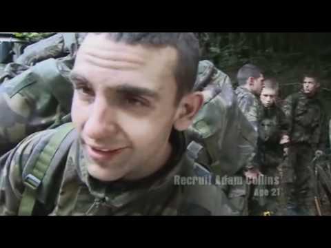 Royal Marines Controlled Aggression