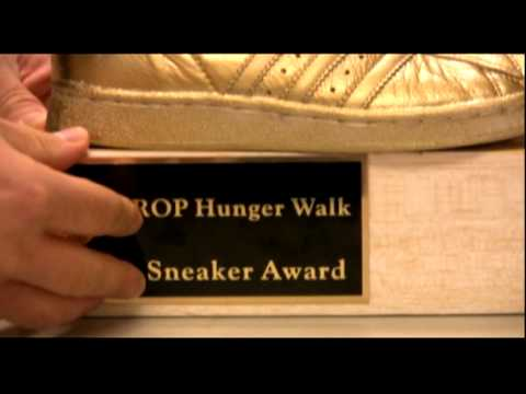 CROP Vid: The Golden Sneaker award