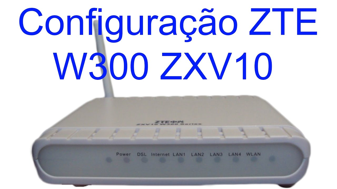 batteries and modem zte zxv10 w300 wifi you are