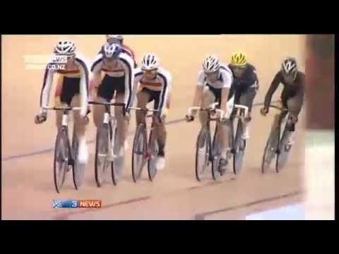 Kiwi spoke to join world cycling's wheel   3 Sport   Video   3 News
