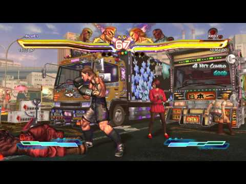 SFxT~  one two kamason (Dudley & Steve) vs. QPYKZ (P-Jack & Sagat) HD