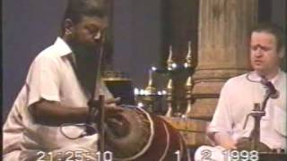 Karaikudi Mani and Harishankar 1/2