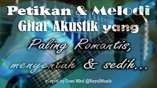 5 Petikan & Melodi Gitar Akustik Paling Sedih, Romantis & Menyentuh Hati