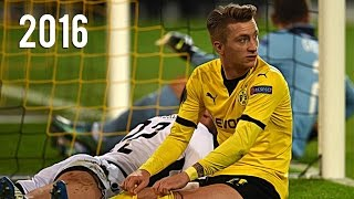 Marco Reus - The Angel of Dortmund | Skills & Goals 15/2016 | HD