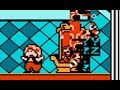 Super Mario Bros. 3 (NES): Glitched transformed kings (PART 1) effects in glitch worlds