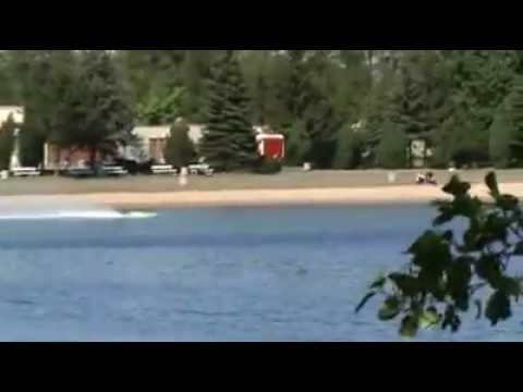 RC Twin Turbine Jet Boat - Miss Longlite - FAST!