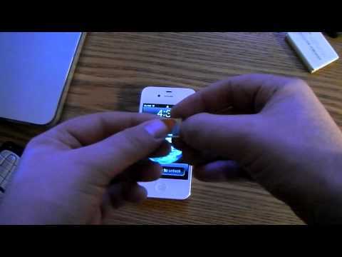 H2o Wireless on iphone! 4s No unlock or Jailbreak Required!!!!