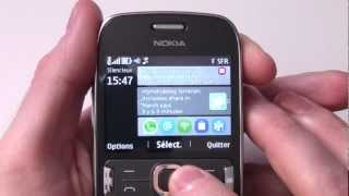 Test du Nokia Asha 302 - par Test-Mobile.fr