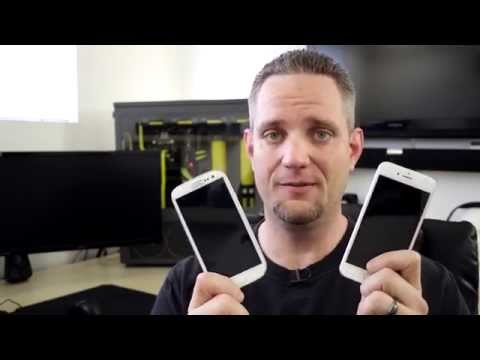 iPhone 6 First Thoughts and Impressions - iPhone 5 vs iPhone 6 Size Comparison