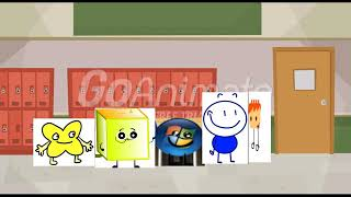 X, Cody, Fake Windows Vista, Pencilmate And Fake I Animator Dances Naked And Gets Grounded