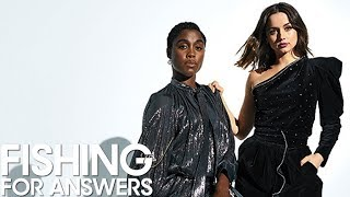 'No Time to Die' Stars Ana de Armas & Lashana Lynch Share Favorite James Bond Women & More! | THR
