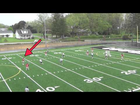 Michael Foley #15 Sewickley Academy Boys Lacrosse 2014 Highlight Video - 06/19/2014