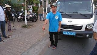 Trộm xe máy bất ngờ gặp cảnh sát hình sự