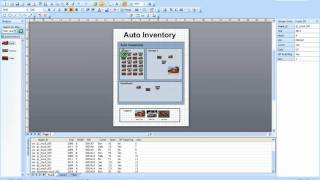 Data Linking in Visio