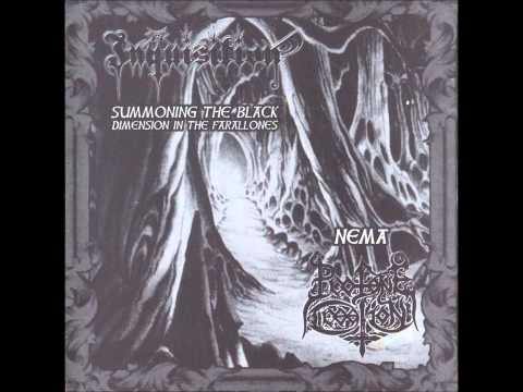 Inquisition - Summoning The Black Dimension In The Farallones