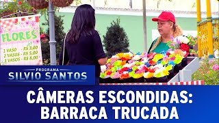 Barraca Trucada - Tricked Hot Dog Cart Prank | Câmeras Escondidas (10/12/17)