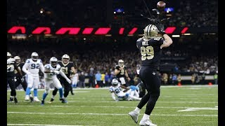 2018 NFL Playoffs | Wildcard Weekend | Panthers vs. Saints | Breakdown & React LIVE! 🏈🏈🏈