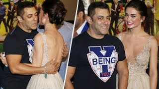 Salman Khan OOPS Moment With HOT Amy Jackson